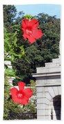 Blooms In Arlington Beach Towel