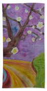 Blossoms 6 Beach Towel