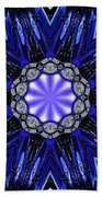 Blue Haven Beach Towel