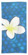 Blue Hawaii Beach Towel
