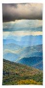 Blue Ridge Glory Beach Towel