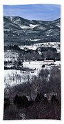 Blue Ridge Vista Beach Towel