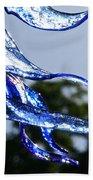 Blue Spirit Beach Towel