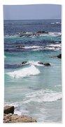 Blue Surf Beach Sheet