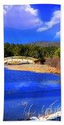 Blue Water Beach Sheet