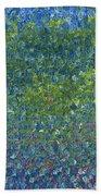 Bluebells Beach Towel