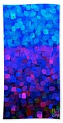 Blueberry Passion Fruit Beach Towel