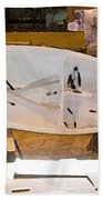 Boat Shed 6 Beach Towel