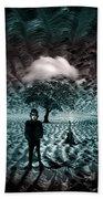 Bob Dylan A Hard Rain's A-gonna Fall Beach Towel