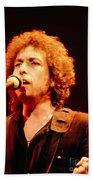 Bob Dylan '79 Beach Towel