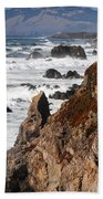 Bodega Bay Color Beach Towel