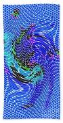 Bold And Colorful Phone Case Artwork Designs By Carole Spandau Cbs Art Angel Fish 112 Beach Towel