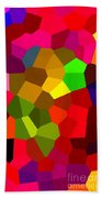 Bold And Colorful Phone Case Artwork Designs By Carole Spandau Cbs Art Exclusives 107  Beach Towel