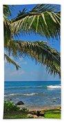 Boogie Board Blues Beach Towel