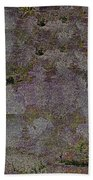 Blooming  Almonds At Night Beach Towel