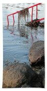 Borstahusen Landskrona Se '13 08 Beach Towel
