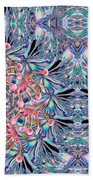 Bottom Of The Glass Beach Towel by Jean Noren