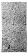 Boulder Detail Beach Towel