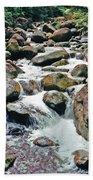 Boulder Stream Beach Towel