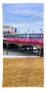 Bournemouth Pier Beach Towel