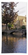 Bourton On The Water 5 Beach Towel