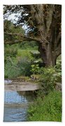 Bouy By Canal Beach Towel