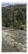 Bowl And Pitcher Area - Riverside State Park - Spokane Washington Beach Towel