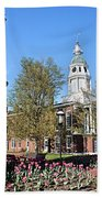 Boyle County Courthouse 3 Beach Towel