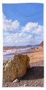Branscombe Beach - Impressions Beach Towel