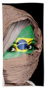 Brazil Beach Towel