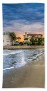 Breach Inlet Sunset Beach Towel