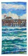 Breakers At Pawleys Island Beach Towel