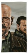 Breaking Bad Beach Towel