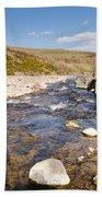 Breamish River Beach Towel