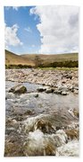 Breamish Valley   Beach Towel