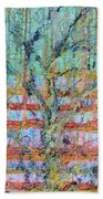 Breathe - Tree Of Life 4 Beach Towel