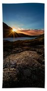 Breathless Sunrise II Beach Towel