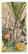 Brian Froud Faerie Beach Towel