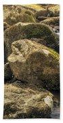 Bridal Veil Stream - Heber Springs Arkansas Beach Towel