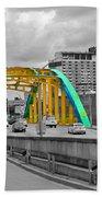 Bridge Pop Beach Towel
