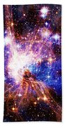 Bright Side Of The Black Hole Beach Towel