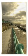 Brighton Promenade Beach Towel