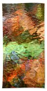 Brilliance Beach Towel by Christina Rollo