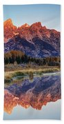 Brilliant Cathedral Beach Towel
