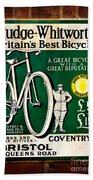 Britains Best Bicycle Beach Towel