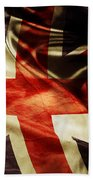 British Flag  Beach Towel