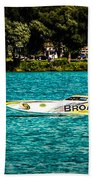 Broadco Property Beach Towel