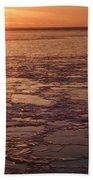Broken Glass Beach Towel