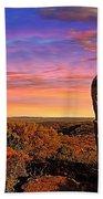 Broken Hill 5 Beach Towel