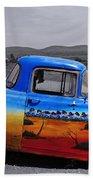 Broken Hill 9 Beach Towel